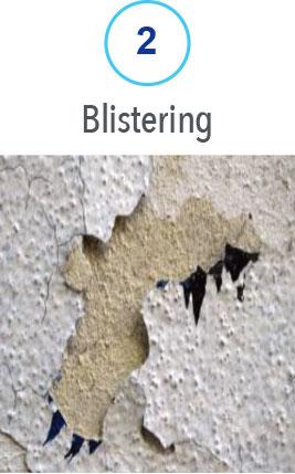 2 Blistering